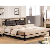 床架 床台 BT-32-1 歐都納5尺床頭型床台 (不含床墊) 【大眾家居舘】