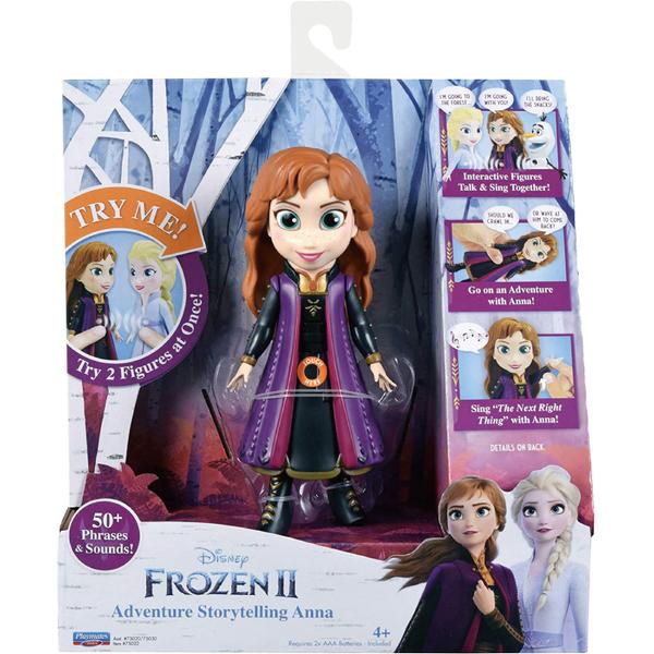 冰雪奇緣Frozen 2 音樂互動公仔