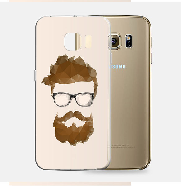 ♥ 俏魔女美人館 ♥Samsung Galaxy S7 {叔叔*立體浮雕軟殼} 手機殼 手機套 保護殼