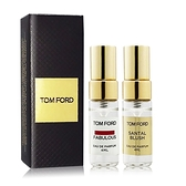 TOM FORD 私人調香系列先聲奪人嫣紅檀香香水4mlX2 含外盒EDP 航版