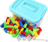 兒童益智拼插塑料積木3-6周歲男孩1-2歲女孩寶寶拼裝拼插7-8-10歲igo    西城故事