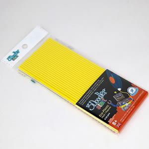 3Doodler Start 3D列印筆 環保顏料 黃色