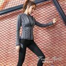 瑜伽服運動套裝女韓版健身房跑步服速幹衣網紅健身套裝女[果果精品]