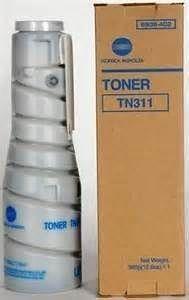美樂達 KONICA MINOLTA 【TN-311原廠碳粉】 bizhub BH-350 BH-362 TONER 影印機
