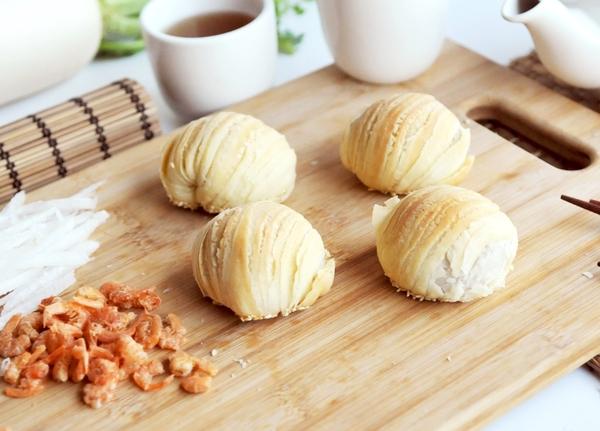千層蘿蔔絲酥餅(4入)