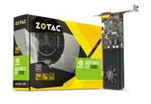 ZOTAC GeForce® GT 1030 2GB GDDR5 HDMI/VGA Low Profile【刷卡含稅價】