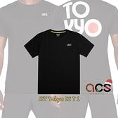 Asics 短袖T恤 JSY Tokyo SS T 2 黑 白 男款 東京 亞瑟士 運動休閒 【ACS】 2191A224002