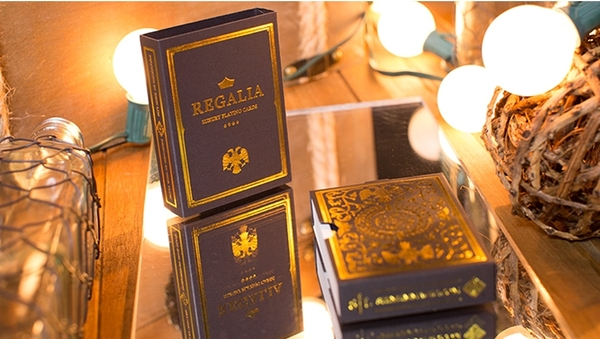 【USPCC 撲克】Regalia Playing Cards