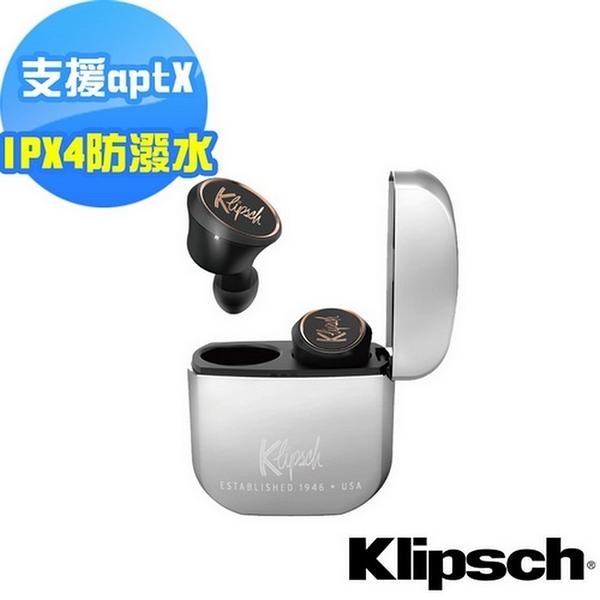 送原廠皮套【美國Klipsch】真無線藍牙耳機 T5