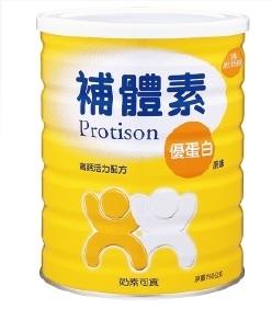 補體素 優蛋白 原味750g 【躍獅】