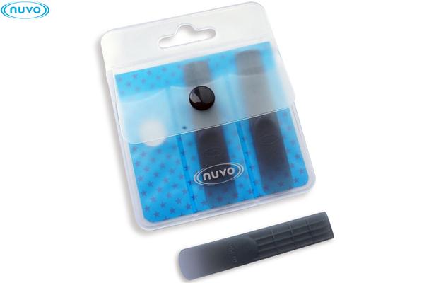 小叮噹的店- 薩克斯風竹片 英國 Nuvo J-Sax / Clarineo 通用簧片 N160