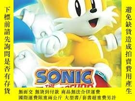 二手書博民逛書店Sonic罕見The Hedgehog Coloring Book For KidsY360448 Creat