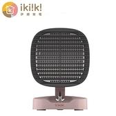 【ikiiki伊崎】 陶瓷電暖器-櫻花粉 IK-HT5201