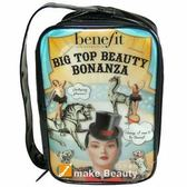 benefit 馬戲團旅行化妝包(30*15*12cm)《jmake Beauty 就愛水》