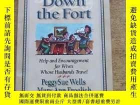 二手書博民逛書店Holding罕見Down the FortY216015 PeggySue Wells BETHANY HO