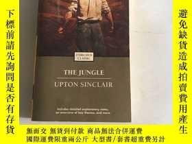 二手書博民逛書店the罕見jungle upton sinclairY20850 Upton Sinclair Simon &