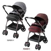 Aprica 愛普力卡 NEW Optia Premium 四輪自動定位導向型嬰幼兒手推車-雅典娜GR/阿波羅BR