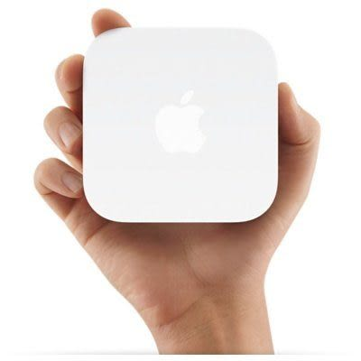 【A Shop】APPLE AirPort Express Wi-Fi 基地台 無線分享器 MC414TA/A
