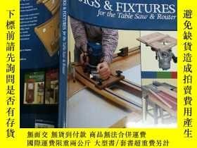 二手書博民逛書店Jigs罕見& Fixtures for the Table S