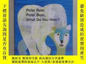 二手書博民逛書店外文書罕見Polar Bear,Polar Bear,Whar