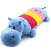 店長推薦 新款兒童卡通動物枕頭男女寶寶1-3-6歲小孩幼兒園純棉蕎麥殼枕頭
