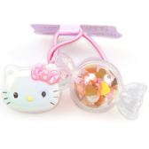 【震撼  】Hello Kitty 凱蒂貓HELLO KITTY 立體糖果搖搖髮束