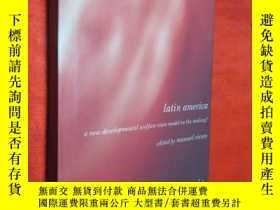 二手書博民逛書店Latin罕見America: A New Developmen