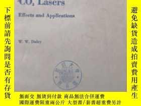 二手書博民逛書店CO2罕見lasers effects and applicat