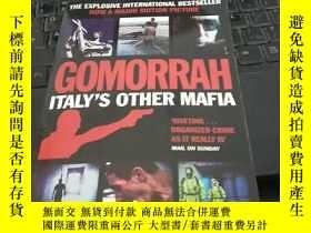 二手書博民逛書店Gomorrah:罕見Italys Other MafiaY13037 Roberto Saviano Pan