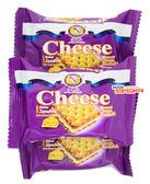 【吉嘉食品】美樂貝兒起士夾心餅(奶素) 600公克,產地馬來西亞 [#600]{1545222}