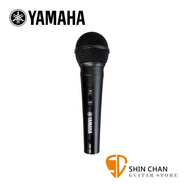 YAMAHA 山葉 DM-105 動圈式麥克風  附5M麥克風線 原廠公司貨【DM105】