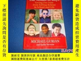 二手書博民逛書店The罕見Minds of Boys: Saving Our Sons from Falling Behind i