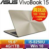 【送硬碟】ASUS VivoBook 15 X542UN-0091C8250U