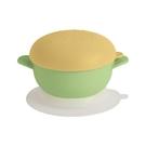 小獅王辛巴 simba 美味漢堡吸盤碗-青檸桔事堡S3352(綠) [衛立兒生活館]