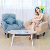 懶人沙發床單人小戶型客廳可摺疊式榻榻米臥室布藝休閑沙發jj