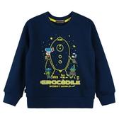 『小鱷魚童裝』火箭刷毛T恤(02號~10號)554435