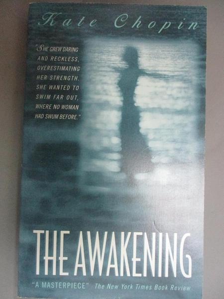 【書寶二手書T1/原文小說_OKA】The Awakening_Chopin, Kate