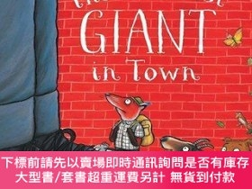 二手書博民逛書店The罕見Smartest Giant in TownY454646 Julia Donaldson, Axe
