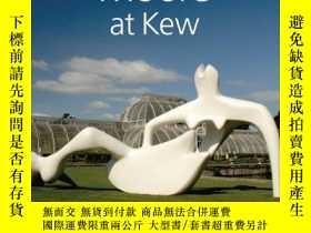 二手書博民逛書店Moore罕見at Kew: Henry Moore Foundation StaffY360448 Anit