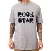 Rock Star短袖T恤-3色 搖滾巨星名星樂團 metal 金屬 美國進口 文字 英文 Gildan 390