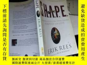 二手書博民逛書店S.H.A.P.E.:finding罕見& fulfilling