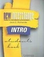 二手書 New Interchange Intro Student s Book: English for International Communication (New Interchange  R2Y 0521773997