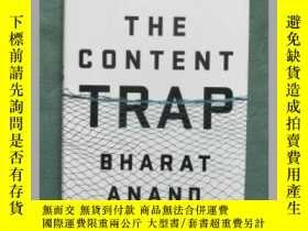 二手書博民逛書店The罕見Content Trap:A Strategist s Guide to Digital Change奇