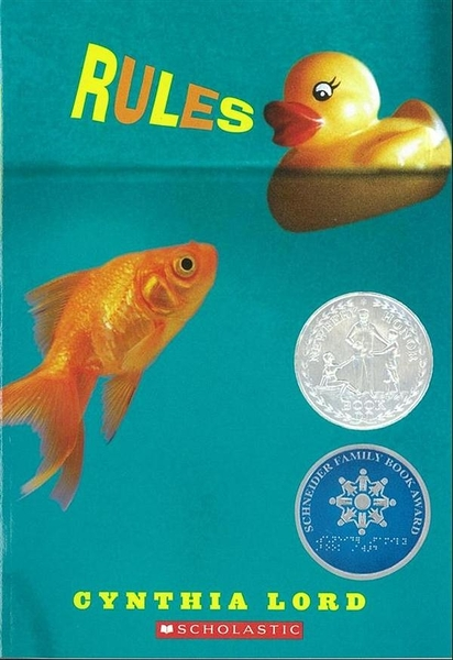 (二手書)Rules (2007 Newbery Honor Book)