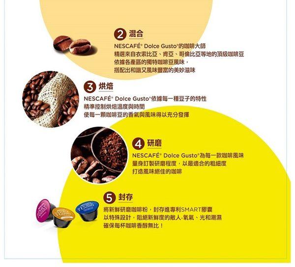 雀巢-美式濃黑濃烈咖啡膠囊 (48顆/48杯)