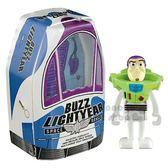 〔小禮堂〕迪士尼 玩具總動員 巴斯光年太空船 TOMICA小汽車《01.藍》公仔.玩具.模型 4904810-84469