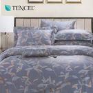 天絲 Tencel 慕萱 床罩 雙人七件組 100%雙面純天絲 伊尚厚生活美學