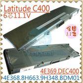 DELL 電池-戴爾電池 LATITUDE C400,4E369,0J245,0J256 0J268,1J989,1K300,DEC400,4E368, 4E369 ,4K001 ,BDM01