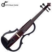 ★JYC Music★高階SV-150深色木紋靜音提琴(雙輸出/三段EQ) 限量!!