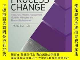 二手書博民逛書店Business罕見Process Change Third Edition (the Mk omg Press)